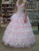 Новое пышное платье