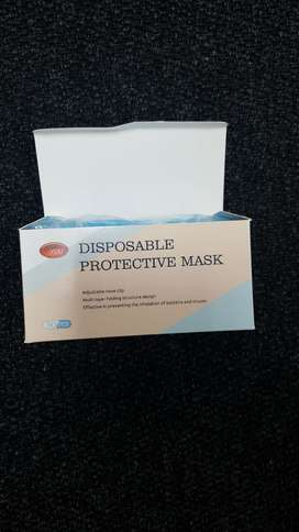 Protective Disposable Masks
