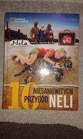 10 niesamowitych przygód Neli National Geographic NOWA
