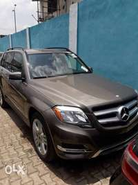 Tokunbo 2013 Coffee color Mercedes-Benz GLK350 for sale 0