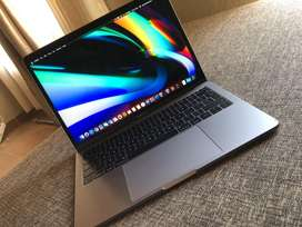 "2017 Macbook Pro 13"" 128gb 8gb"