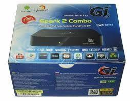 Спутниковый ресивер Gi Spark 2 Combo (гарантия 1 год)