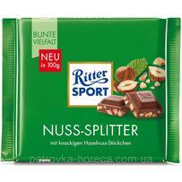 Шоколад Ritter Sport HAZELNUTS Лесной Орех 100г