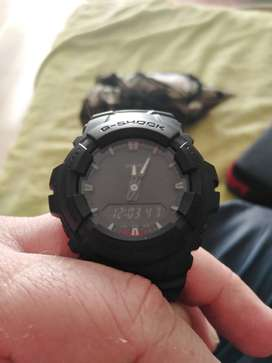 Casio G Shock G-100BB - 1adr