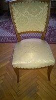 zabytkowe dwa fotele na spężynach