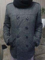 Пальто молодёжное мужское осень-весна