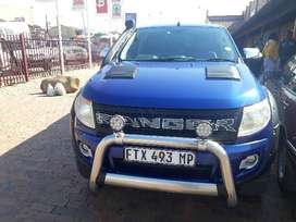 Ford Ranger bully with New Lexus Engine