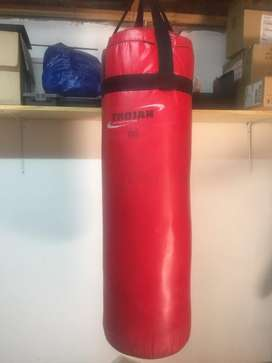 Large punching bag