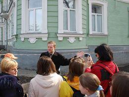 Провожу экскурсии по Киеву