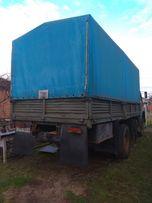 Кузов КАМАЗ 5320(тентований)