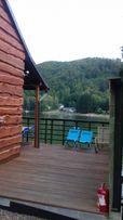 Domek nad jeziorem do wynajęcia WOLNY WEEKEND