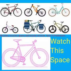 Bicycle Available