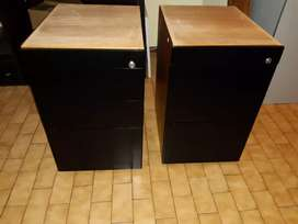 Under Desk Office Pedestals / Stationery Pedestals