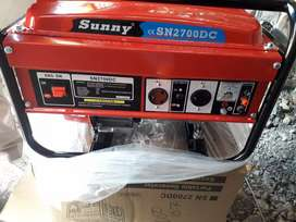 2700DC Sunny Pull Start Generator for R3600 with a Warranty