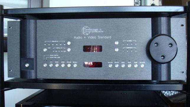 KRELL Audio+Video Standard HI-END Klass