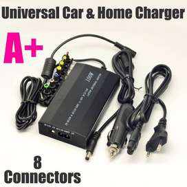 Universal Car Home Adapter for Laptops and Mobile Devices. Brand New