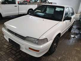 ~2000 Toyota Tazz 1300-Well looked after-Only R59900