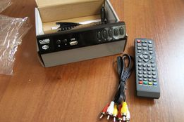 ТВ тюнер Т2 DVB T2 wi-fi TERRESTRIAL металлический