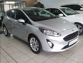 Ford Fiesta 5Dr Ecoboost Trend A/T