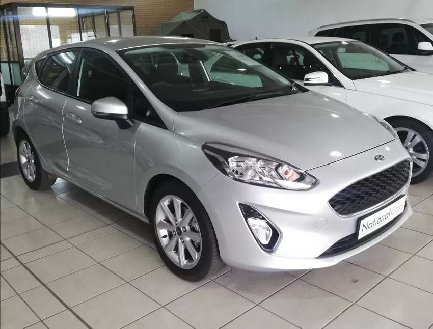Ford Fiesta 5Dr Ecoboost Trend A/T 0