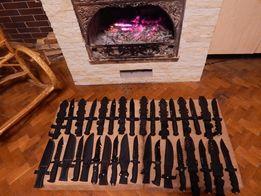 """Коллекция ножей """"Columbia"""". Полная."""