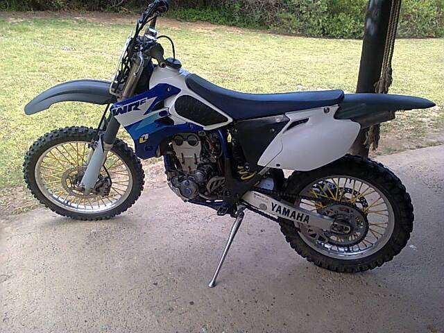 YAMAHA WR450F FOR SALE. 0