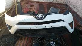Toyota Rave4 front bumper for sale