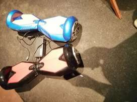 Two Smart drifting scooters for sale.. Price is for both scooters