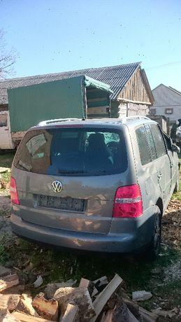 VW Touran 2.0 Tdi DSG części Piotrków Pierwszy - image 1