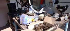Stripped yamaha DT175 for spares
