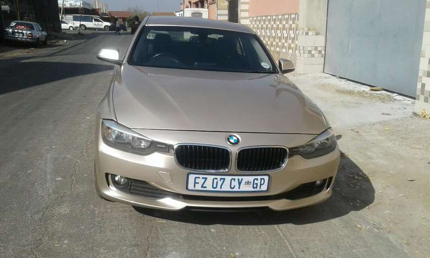 BMW 320i F30 Automatic for sale 0