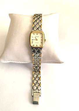 TISSOT STYLIST LADIES WATCH, QUARTZ, TWO TONE