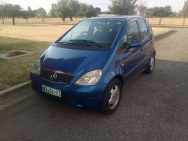 Merc A160. Problem with power steering. Sell as is. Price neg