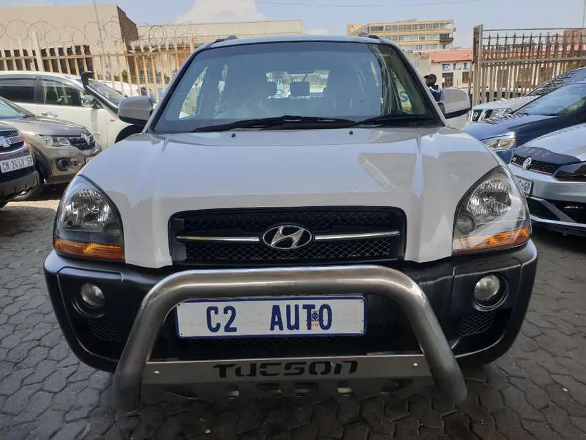 2009 Hyundai Tucson 2.0 Manual 0