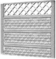 OGRODZENIA betonowe Produkcja Montaż