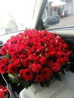Акция!101 роза 999 грн
