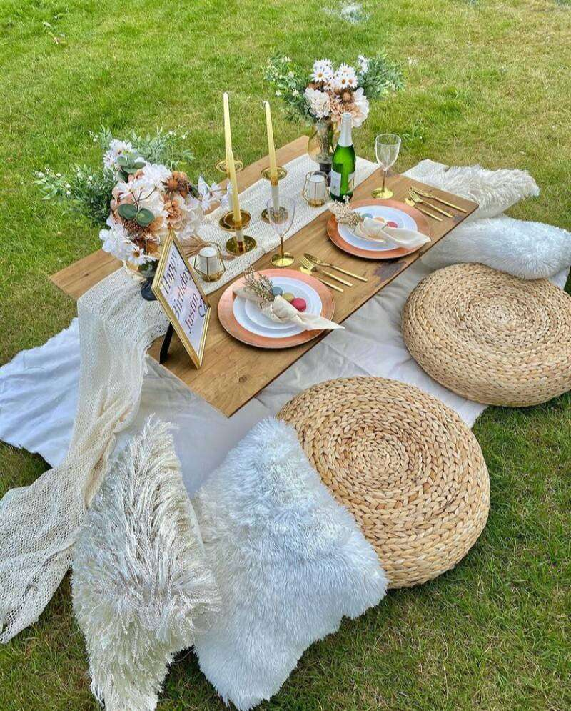 Luxury picnics for two