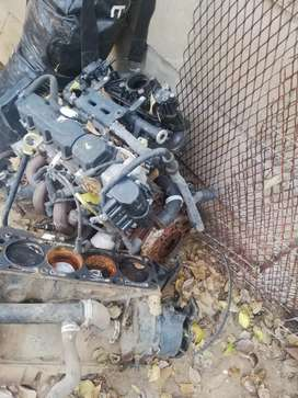 Chev Utility Engine Stripping For Parts