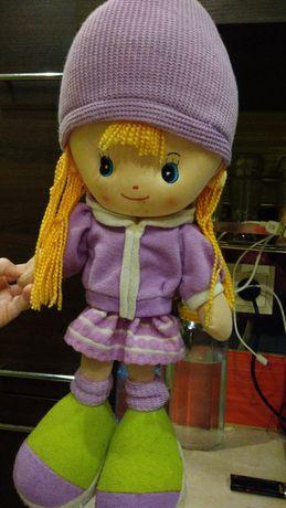 Lalka szmacianka okolo 40 cm. Białystok - image 1