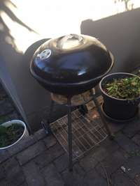 Image of bush baby braai