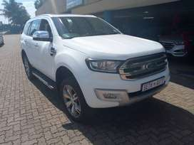 Ford Everest 4WD 3.2 6Auto 2018