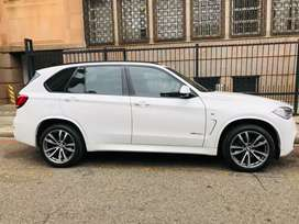 2017 BMW X5 Msport Xdrive