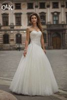 Suknia ślubna Annais Bridal PL 342 Cynthia 2015 rozmiar 36