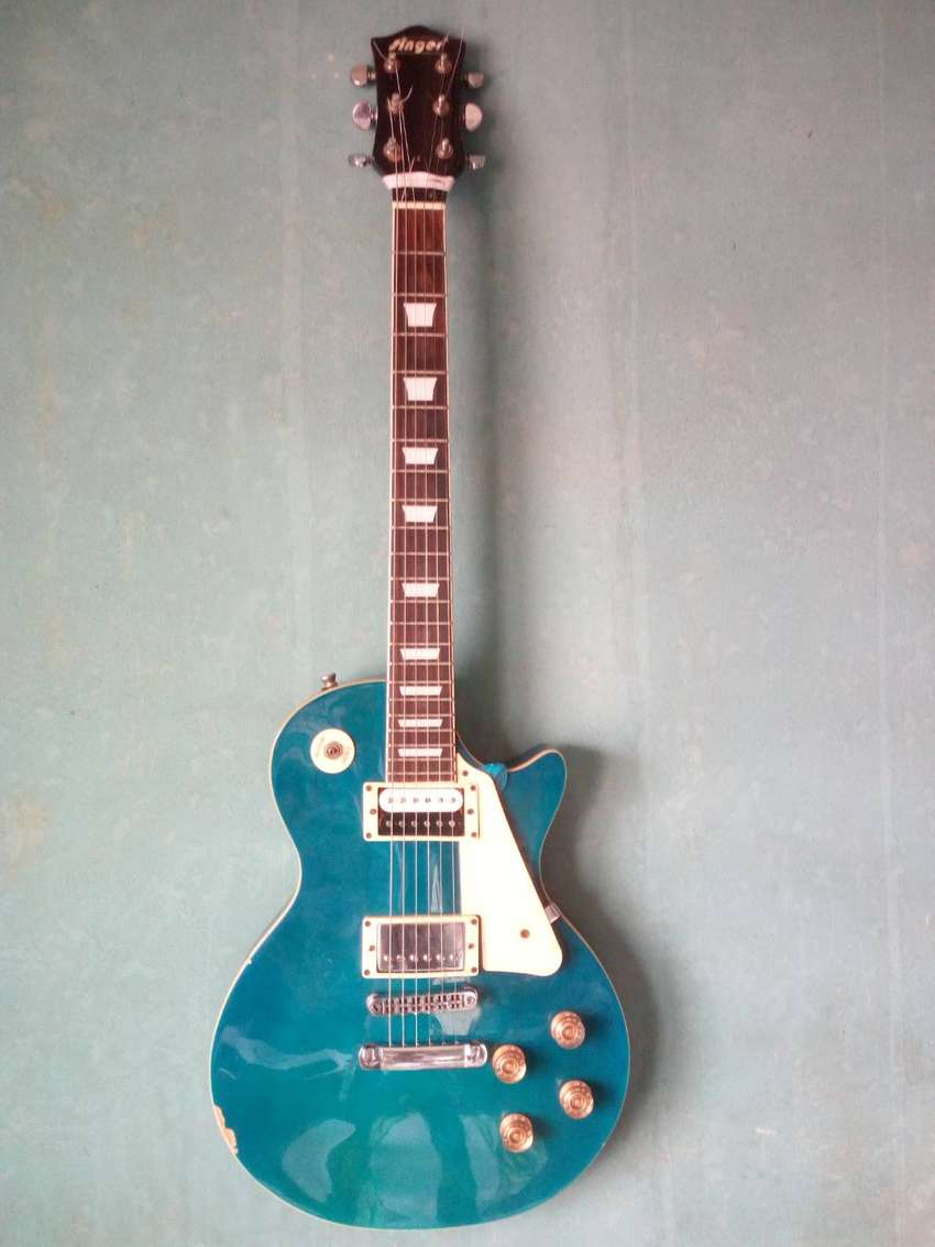 Les Paul Jazz Guitar For Sale 0