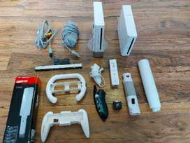 Wii Console & Accessries