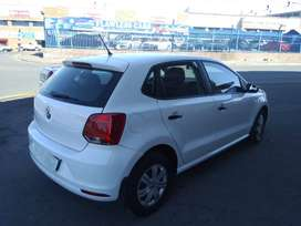 2019 Polo 6  TSI  In  A Very Good Condition