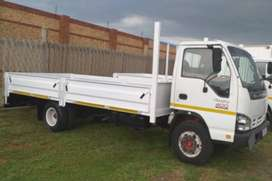 CODE 10 TRUCK FOR HIRE
