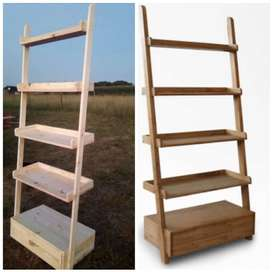 Ladder Shelve with Drawer