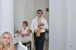 зажигающий профи саксофонист 3 в 1:музыкант,ведущий, Dj любой праздник