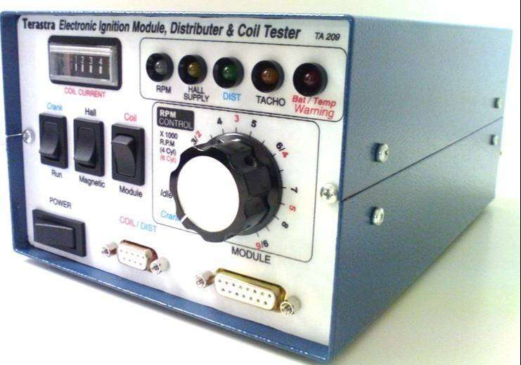 Coil Tester -(tests modules & Coils)